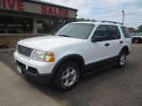 2003 Oxford White Ford Explorer XLT 4x4 #114016881