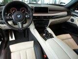 2016 BMW X6 Interiors