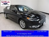 2017 Shadow Black Ford Fusion SE #114016556