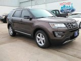2016 Caribou Metallic Ford Explorer XLT #114016547