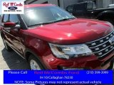 2016 Ruby Red Metallic Tri-Coat Ford Explorer Limited #114016545
