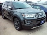 2016 Magnetic Metallic Ford Explorer Platinum 4WD #114049817
