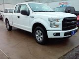2016 Oxford White Ford F150 XL SuperCab #114049816