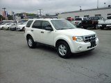 2009 Oxford White Ford Escape XLT V6 4WD #114049912