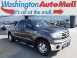 2013 Magnetic Gray Metallic Toyota Tundra TRD Double Cab 4x4 #114049859
