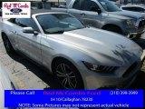 2016 Ingot Silver Metallic Ford Mustang EcoBoost Premium Convertible #114049832