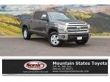 2016 Magnetic Gray Metallic Toyota Tundra SR5 CrewMax 4x4 #114049718