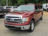 2014 Sunset Ford F150 XLT SuperCrew #114049985