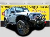 2016 Billet Silver Metallic Jeep Wrangler Unlimited Sport 4x4 #114078799