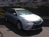 2015 Celestial Silver Metallic Toyota Camry LE #114109428