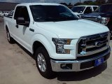 2016 Oxford White Ford F150 XLT SuperCab #114109545
