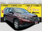 2014 Basque Red Pearl II Honda CR-V LX AWD #114109497