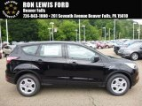 2017 Shadow Black Ford Escape S #114109613