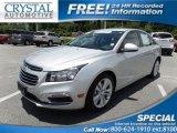 2016 Silver Ice Metallic Chevrolet Cruze Limited LTZ #114109865