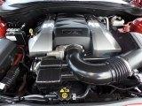 2015 Chevrolet Camaro Engines