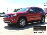 2014 Deep Cherry Red Crystal Pearl Jeep Grand Cherokee Limited #114147143