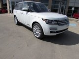 2016 Fuji White Land Rover Range Rover Supercharged #114159222