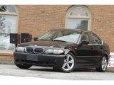 2004 Black Sapphire Metallic BMW 3 Series 330i Sedan #114176351