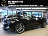 2017 Shadow Black Ford Mustang GT Premium Convertible #114176190