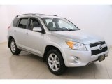 2011 Classic Silver Metallic Toyota RAV4 Limited 4WD #114176312