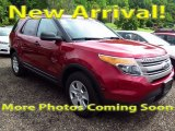 2013 Ruby Red Metallic Ford Explorer 4WD #114176273