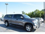 2014 Magnetic Gray Metallic Toyota Tundra SR5 Double Cab #114191699