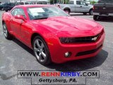 2010 Victory Red Chevrolet Camaro LT/RS Coupe #11418182