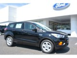 2017 Shadow Black Ford Escape S #114191696