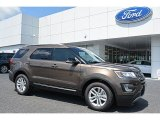 2016 Caribou Metallic Ford Explorer XLT #114191690