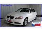 2008 Alpine White BMW 3 Series 328i Sedan #11418501
