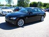 2009 Black Sapphire Metallic BMW 3 Series 335xi Coupe #11412904