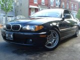 2005 Jet Black BMW 3 Series 330i Convertible #11414466