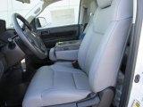 2016 Toyota Tundra SR Double Cab Graphite Interior