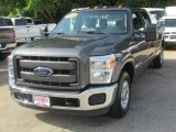 2015 Magnetic Ford F250 Super Duty XL Crew Cab #114216683