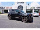 2016 Black Jeep Renegade Latitude #114216574