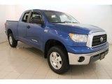 2007 Toyota Tundra Blue Streak Metallic