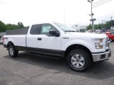 2016 Oxford White Ford F150 XLT SuperCab 4x4 #114243380