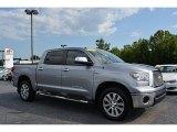 2013 Silver Sky Metallic Toyota Tundra Platinum CrewMax 4x4 #114243464
