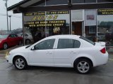 2007 Summit White Chevrolet Cobalt LT Sedan #11415086