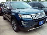 2016 Blue Jeans Metallic Ford Explorer Platinum 4WD #114243267