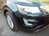 2016 Shadow Black Ford Explorer XLT #114243258