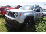 2016 Glacier Metallic Jeep Renegade Sport #114243411