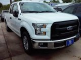 2016 Oxford White Ford F150 XL SuperCab #114243249