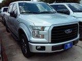 2016 Ingot Silver Ford F150 XLT SuperCrew 4x4 #114243244