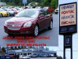 2008 Red Jewel Tint Coat Chevrolet Malibu LTZ Sedan #11418987