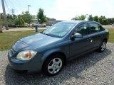 2007 Blue Granite Metallic Chevrolet Cobalt LT Sedan #114243501