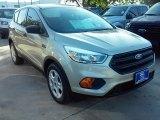 2017 White Gold Ford Escape S #114243304