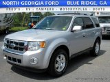 2012 Ingot Silver Metallic Ford Escape Limited #114243135