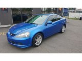 2005 Vivid Blue Pearl Acura RSX Sports Coupe #114280168