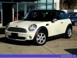 2007 Pepper White Mini Cooper Hardtop #1133197
